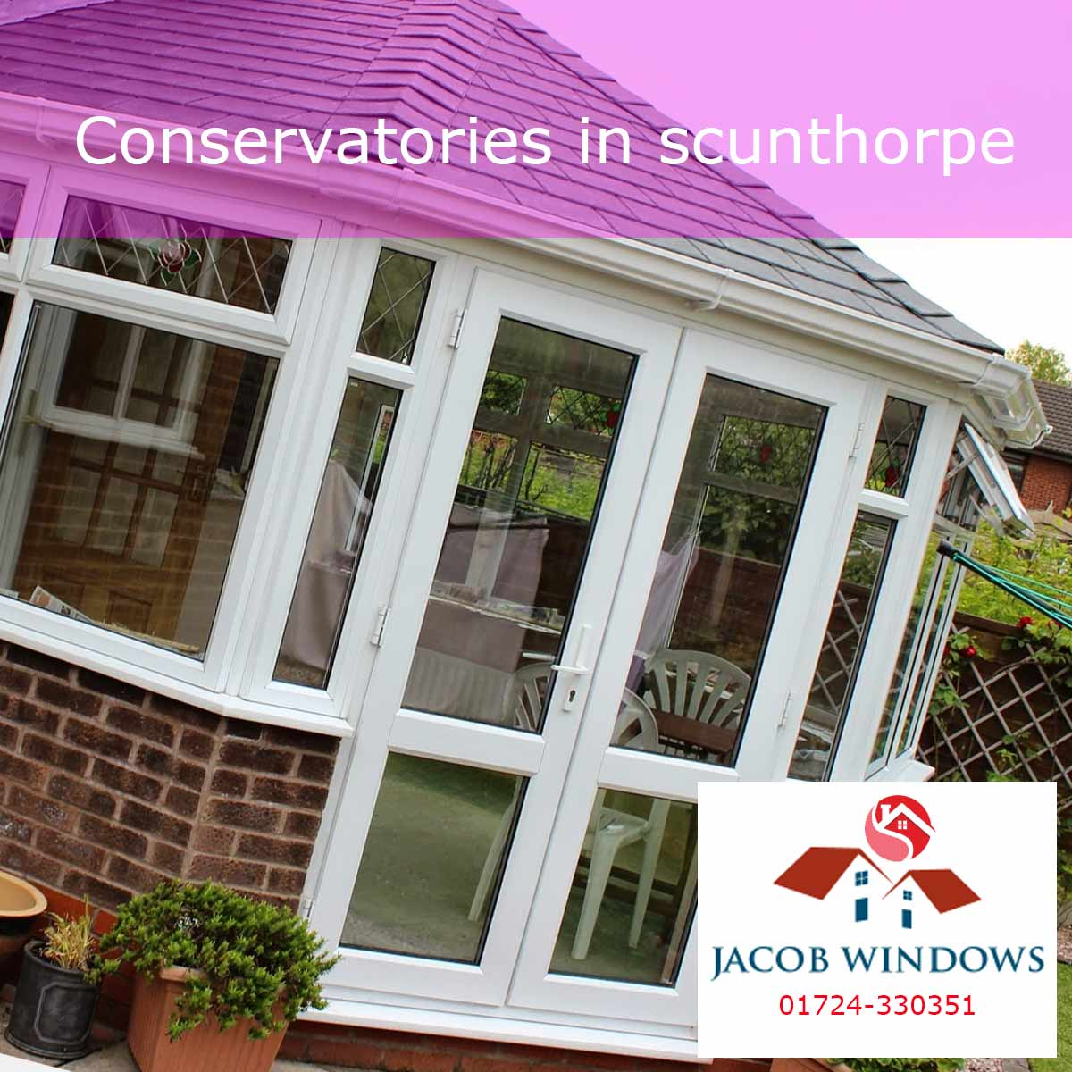 P Shaped Conservatories Scunthorpe